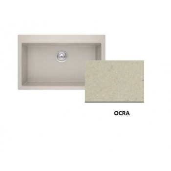 Sanitec Granite 808 Ocra Νεροχύτης 79 1B
