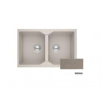Sanitec Granite 806 Sienna Νεροχύτης 79 2B