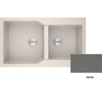 Sanitec Granite 804 Pietra Nεροχύτης 86 2B
