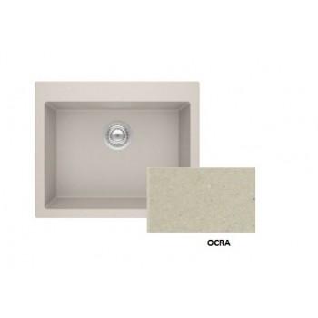Sanitec Granite 809 Ocra Νεροχύτης 60 1B