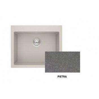 Sanitec Granite 809 Pietra Νεροχύτες 60 1B