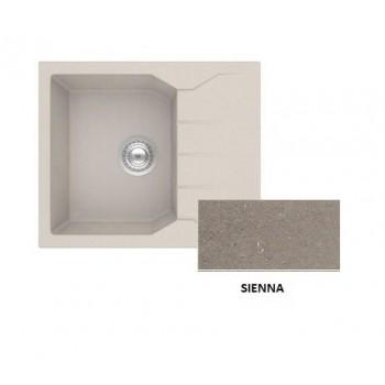 Sanitec Granite 812 Sienna Νεροχύτης 60 1B 1D
