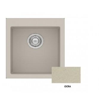 Sanitec Granite 813 Ocra Νεροχύτης 45 1B