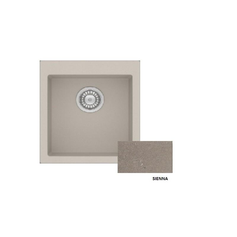 Sanitec Granite 813 Sienna Νεροχύτης 45 1B