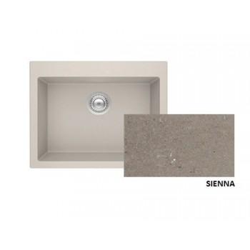 Sanitec Granite 815 Sienna Νεροχύτης 70 1B