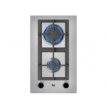 Teka EFX 30.1 2G AI AL Inox Domino Εστία Γκαζιού 30,5cm