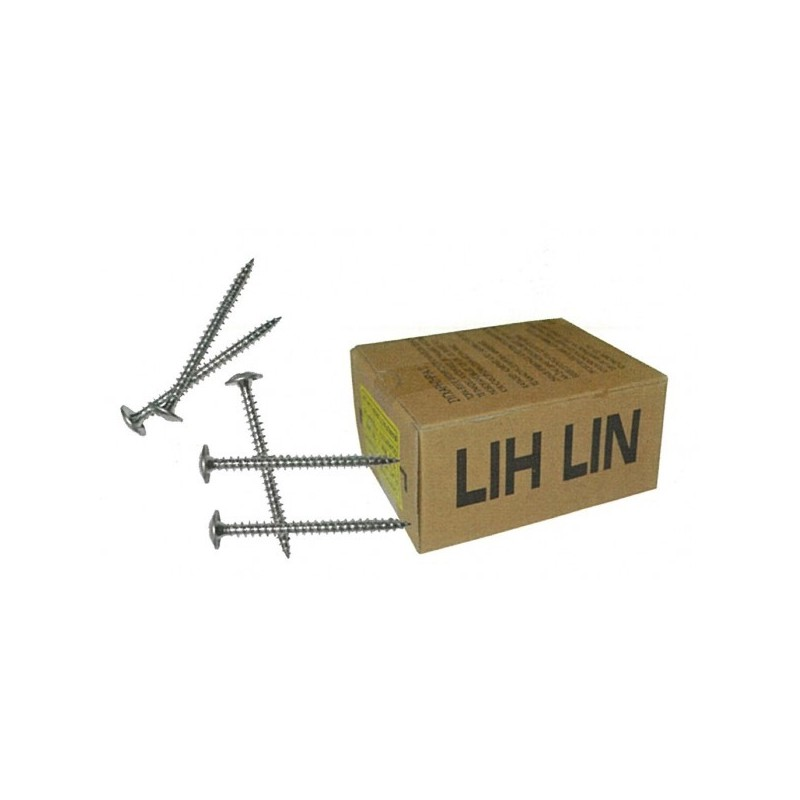 Lih Lin Γαλβανιζε Νοβοπανόβιδες Με Ροδέλα Σε Κουτί