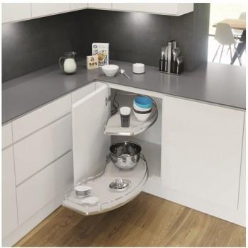 Μηχανισμός Κουζίνας Cor Fold (Wari Corner) VS 45 Premea