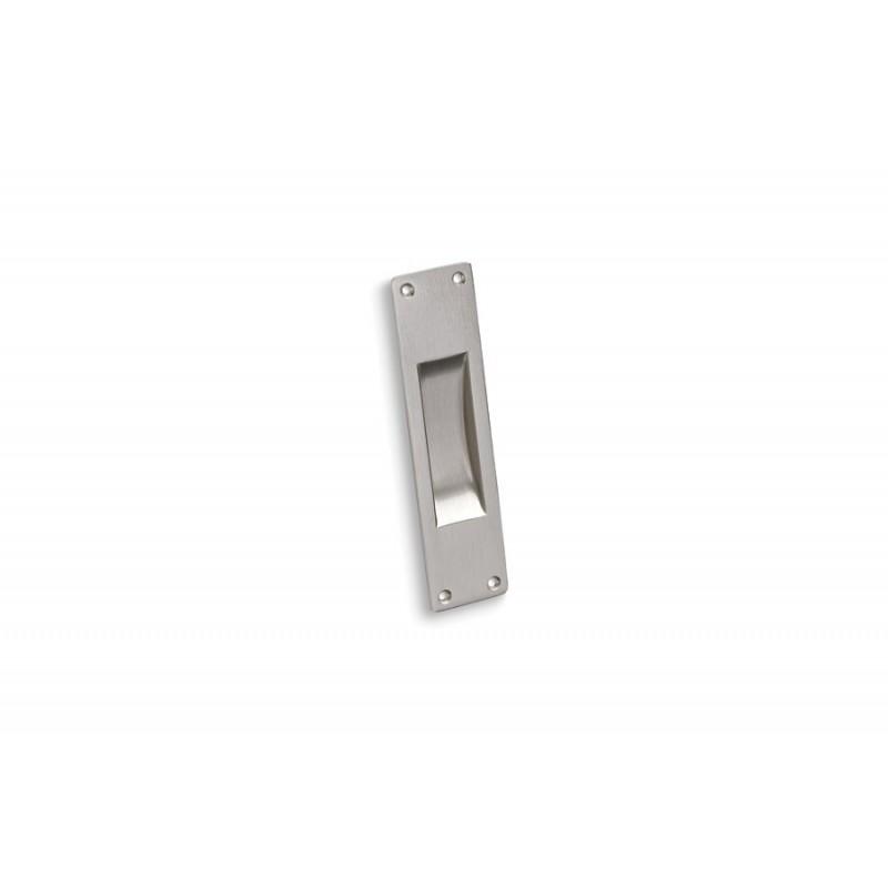 Convex 155 Ματ Νίκελ Χούφτα Συρόμενης Πόρτας