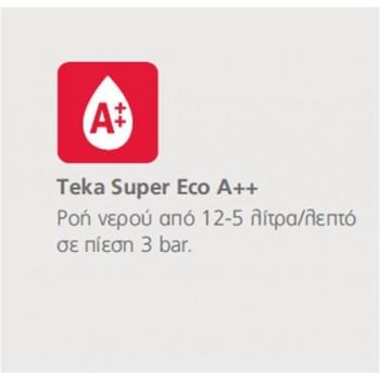Teka Formentera Λευκό/Χρώμιο