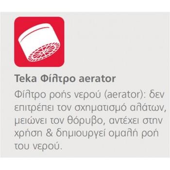 Teka Formentera Χρώμιο