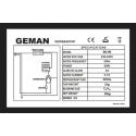 Geman BC-50 Ελεύθερο Λευκό Mini Bar