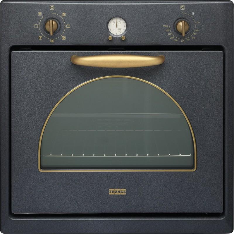 Franke CM 55 G Αερίου Graphite Φούρνος Αερίου