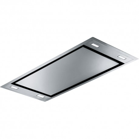 Franke Maris Ceiling Flat FCFL 906 Inox Απορροφητήρας Νησίδας 90cm