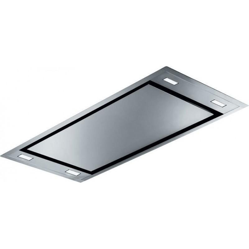 Franke Maris Ceiling Flat FCFL1206 XS Inox Απορροφητήρας Νησίδας 120cm