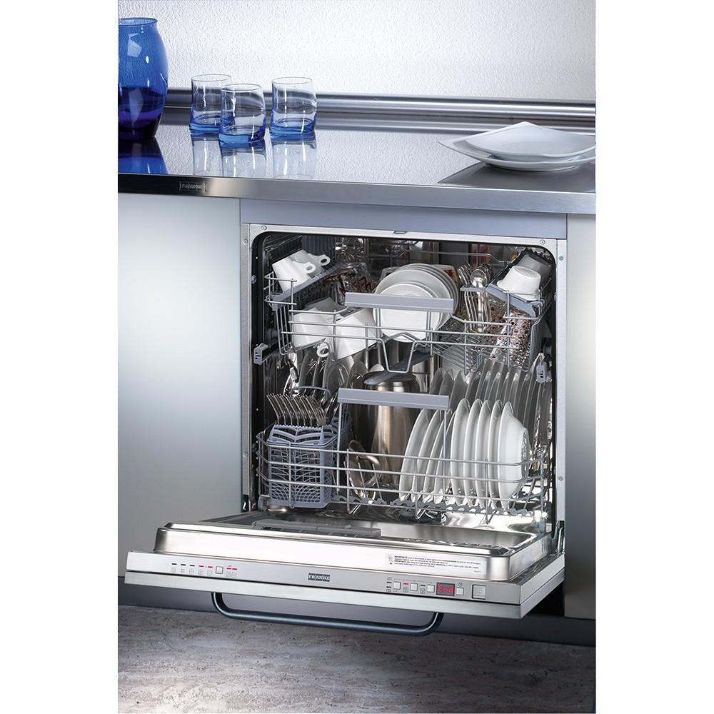 Franke FDW 613 D9P LP Εντοιχιζόμενο Πλυντήριο Πιάτων 60cm
