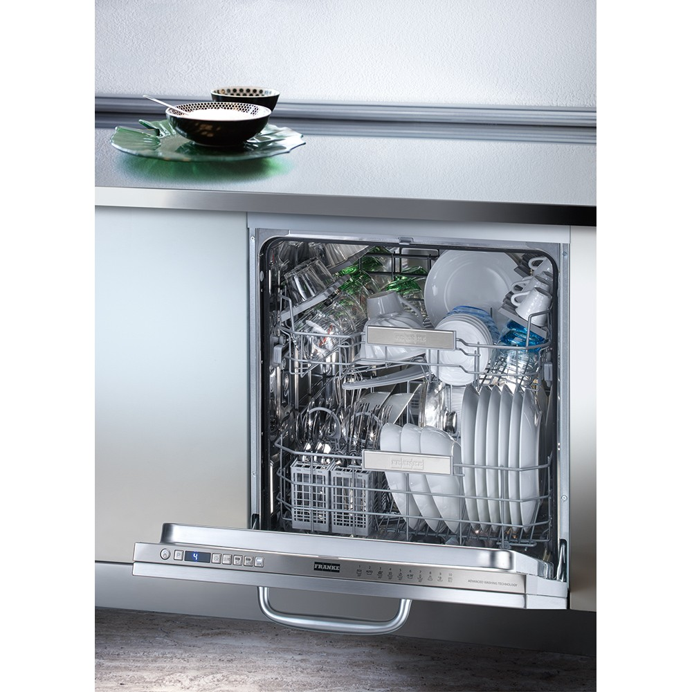 Franke FWD 614 D10P A+++ Εντοιχιζόμενο Πλυντήριο Πιάτων 60cm