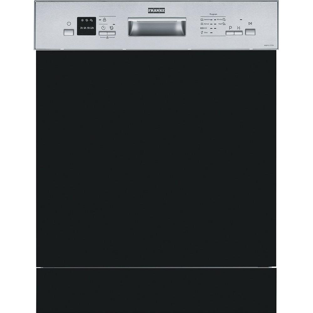 Franke FDWS 712 A++ Semi Εντοιχιζόμενο Πλυντήριο Πιάτων 60cm