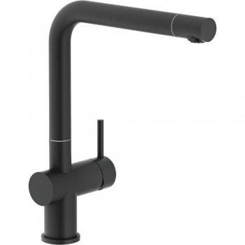 Franke Active Plus Standard Black Matt Ψηλή Μπαταρία Κουζίνας