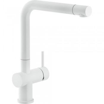 Franke Active Plus Standard White Matt Ψηλή Μπαταρία Κουζίνας