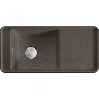 Franke Style SYG 611 Copper Grey Γρανιτένιος Νεροχύτης