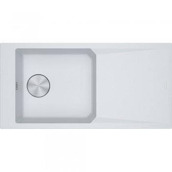Franke FX FXG 611-100 Polar White Γρανιτένιος Νεροχύτης