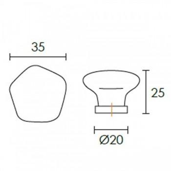 Λαβή επίπλου Conset C1077