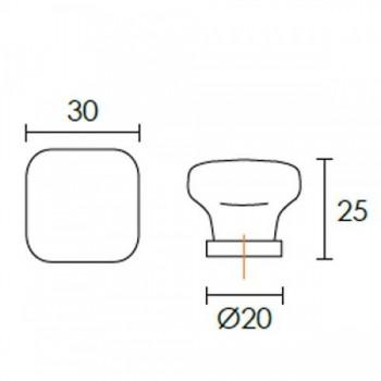 Λαβή επίπλου Conset C1073