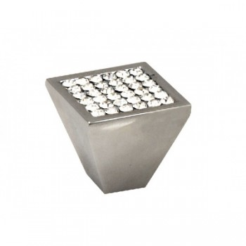 Πομολο επίπλου Conset C999- silver