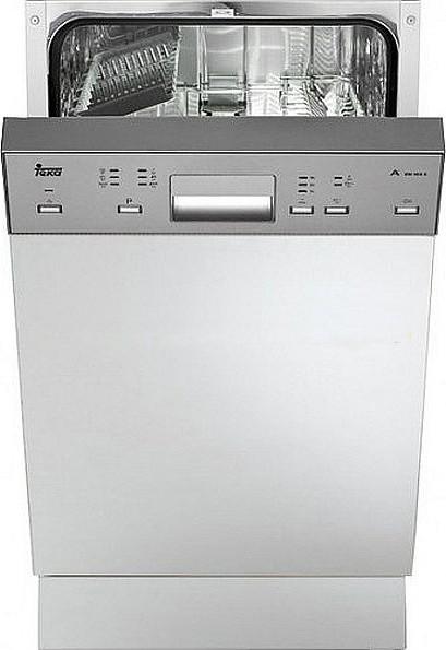 Teka DW 455 S Πλήρως εντοιχιζόμενο Πλυντήριο Πιάτων 45cm