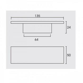 Πομολάκι/ Λαβή επίπλου Conset C733