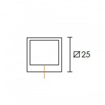 Πόμολο επίπλου Conset C571
