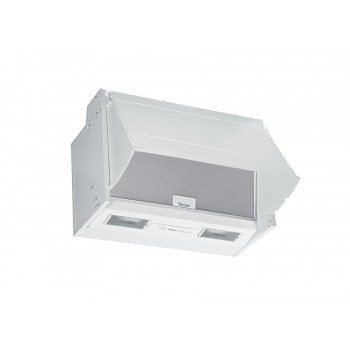 Pyramis Essential Λευκός Πτυσσόμενος Απορροφητήρας 60 cm