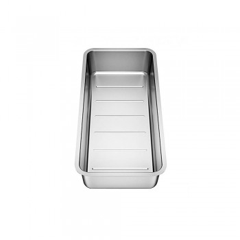 Blanco Inox Μπωλ στραγγιστικό  41,7x19,7 cm