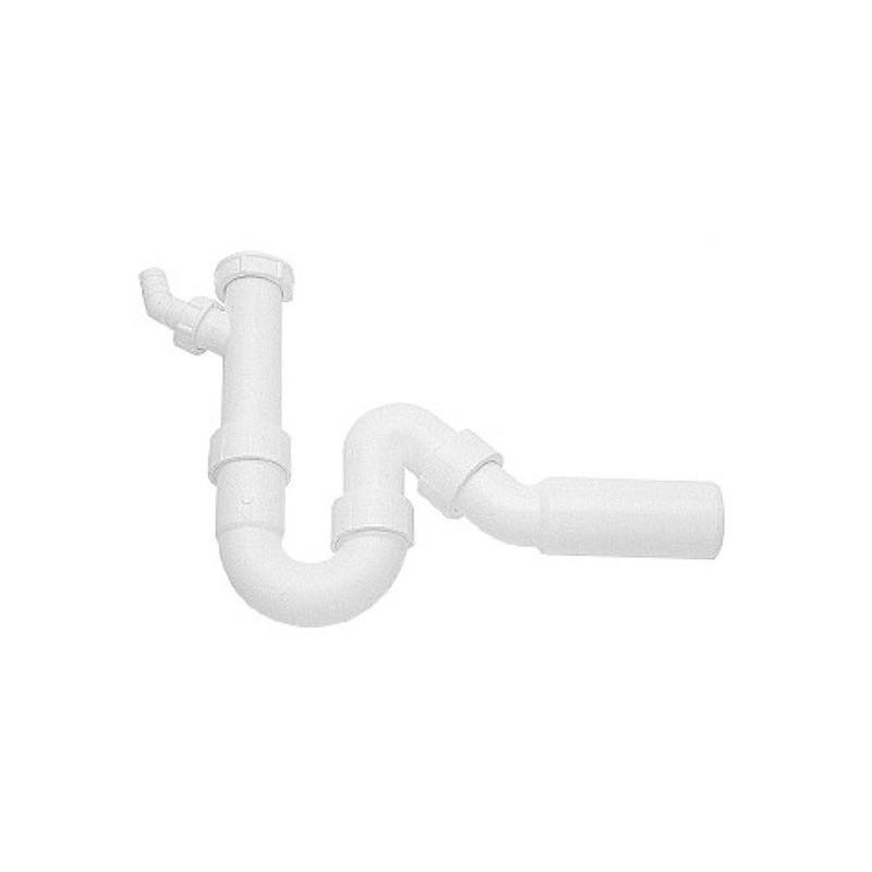 "Blanco Οσμοπαγίδα 1 1/2"" με ρυθμιζόμενη έξοδο διαμέτρου 4cm και 5cm"