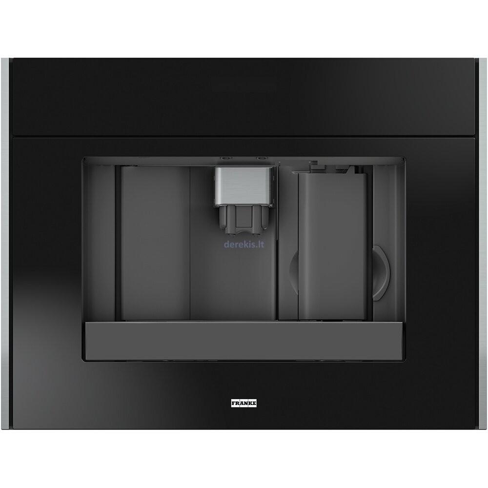 Franke Frames CM FS 45 Καφετιέρα Μαύρο Κρύσταλλο