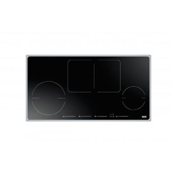 Franke Frames ΕΠΑΓΩΓΙΚΕΣ ΕΣΤΙΕΣ FHFS 864 1-FLEX Μαύρο Κρύσταλλο 90cm
