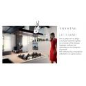 Crystal Plus Black FMW 250 CR2 G ΒΚ