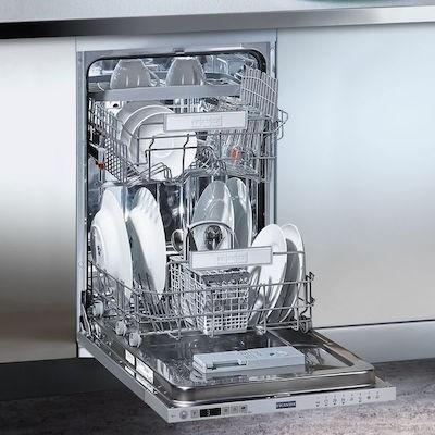 Franke FDW 4510 E8P Πλήρως Καλυπτόμενο Πλυντήριο Πιάτων A++ 45 cm