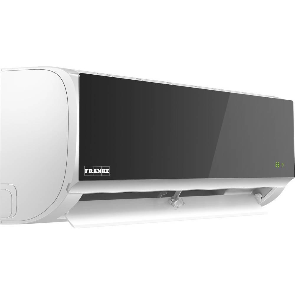 Franke 12000 Btu/h Crystal Black Κλιματιστικό Inverter A++