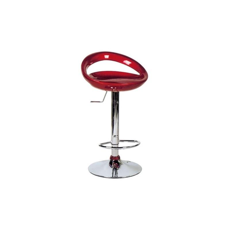 Σκαμπό Bar/18 Redbor ABS (Σ2) Σκαμπό με Αμορτισέρ