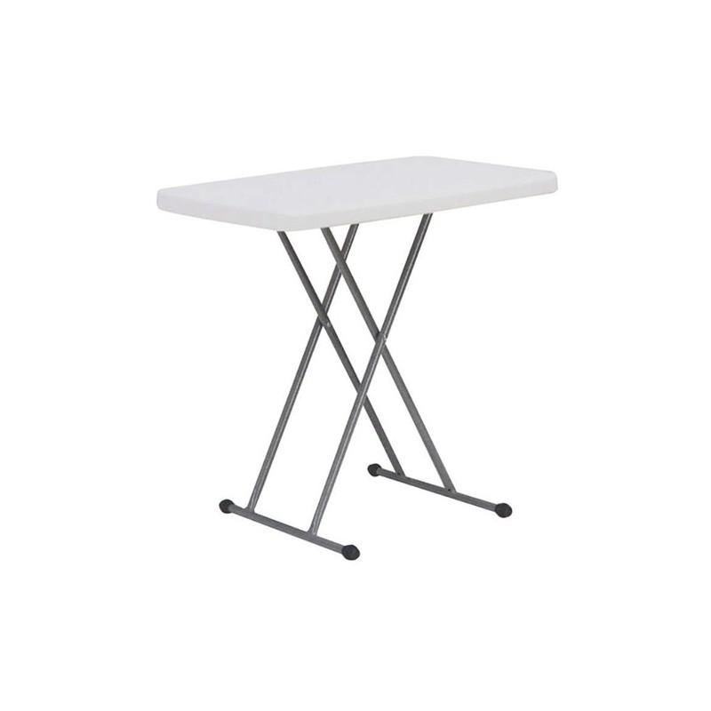 Τραπέζι Catering 75Χ50Χ54/62/74 εκ. HDPE
