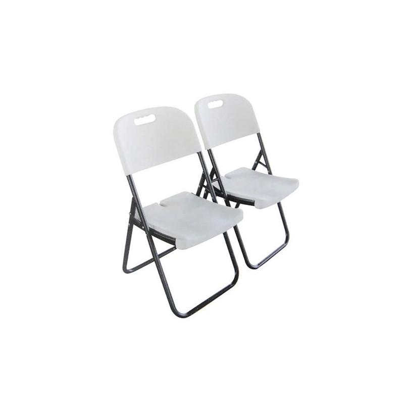 Καρέκλα Catering Fanal Πτυσσόμενη (Σ4) HDPE / Μέταλλο