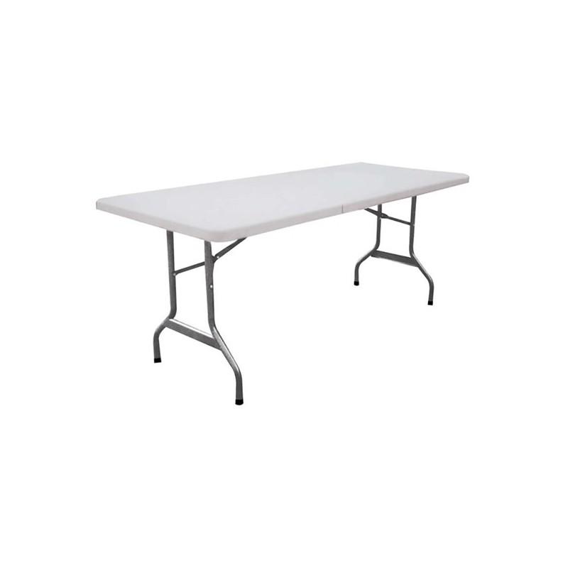 Τραπέζι Catering Βαλίτσα 183Χ76Χ74 εκ. HDPE
