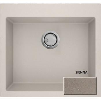 Sanitec Granite 816 Sienna Γρανιτένιος Νεροχύτης 50 1Β 50cm
