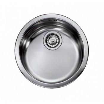 Sanitec Stainless Steel Sinks 11949 Ανοξείδωτος Νεροχύτης 45cm