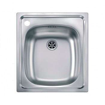 Sanitec Stainless Steel Sinks 11934 Ανοξείδωτος Νεροχύτης 45cm