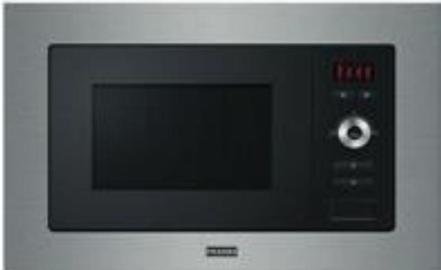 Franke Smart Linear FSL 20 MW XS Inox Microwave Φούρνος 20 lt