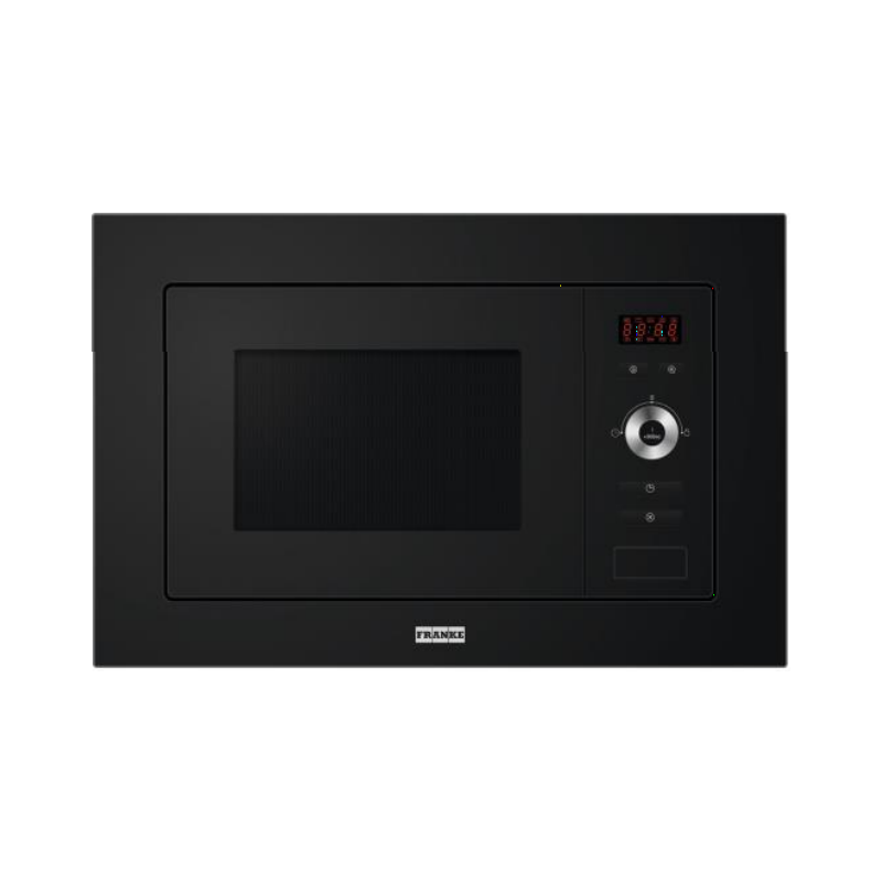 Franke Smart Linear FSL 20 MW BK Μαύρο Microwave Φούρνος 20 lt