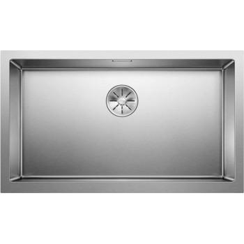 Blanco Cronos XL 8-U Stainless Steel Ανοξείδωτος Νεροχύτης 80cm